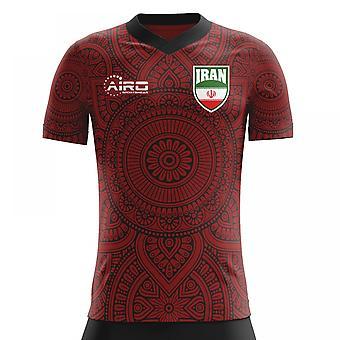 2018-2019 Iran Away Concept Football Shirt