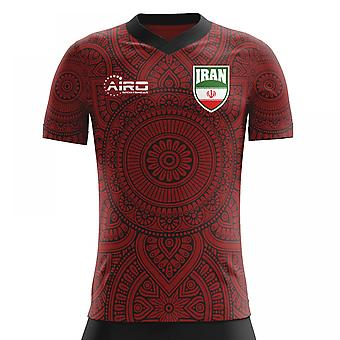 2018-2019 Iran bort konceptet fotbollströja