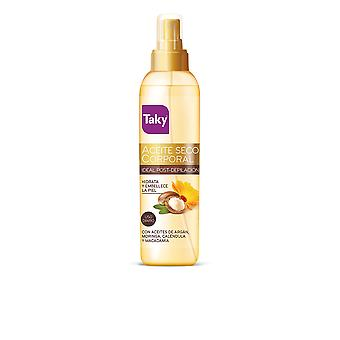 Taky Aceite Seco Corporal Post Depilacion Vapo 125ml New Spray Womens