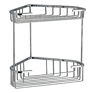 Complements Gedy Double Corner Deep Basket 2482-13