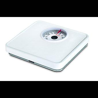 Analog bathroom scales Soehnle PWA Tempo Weight range=130 kg Whi