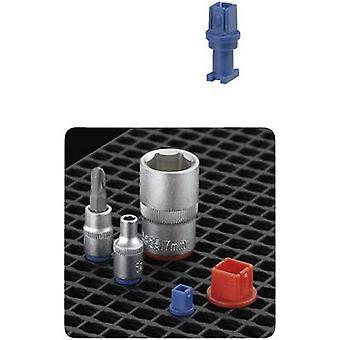 TOOLCRAFT 553949 Universal clip 1/4 (L x W) 21 mm x 8 mm 10 pc(s)
