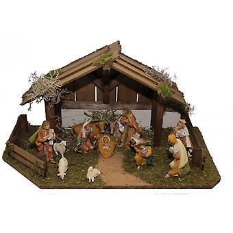 Wieg Israël houten wieg Nativity kerst Nativity testing