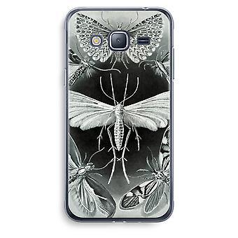 Samsung Galaxy J3 (2016) Transparent Case (Soft) - Haeckel Tineida