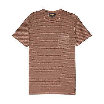 Larguero de Billabong manga corta camiseta