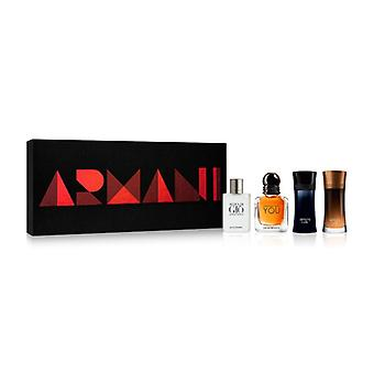 Giorgio Armani Armani Miniature Aftershave Gift Set