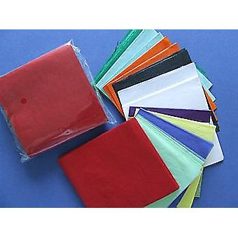 480 Tissue Paper Squares - 100mm | Gift Wrap Supplies