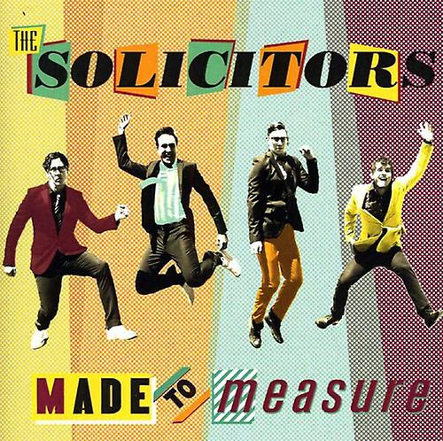 Solicitors - Made to Measure [CD] USA import