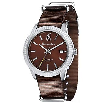 Spinnaker Bernard Automatic Watch - Brown