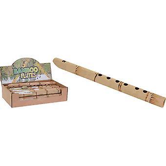 Fløyte bambus 30 cm