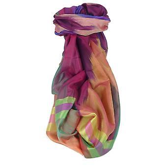 Varanasi Ekal Premium Silk Scarf Heritage långväga Masood 4 av Pashmina & Silk