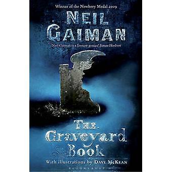 Kirkegården boken (voksen ed) av Neil Gaiman - Dave McKean - 97807475