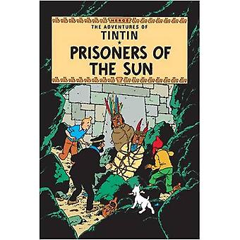 Prisoners of the Sun (New edition) by Herge - 9781405206259 Book