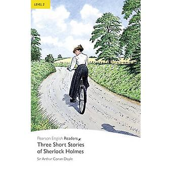 Level 2 - Three Short Stories of Sherlock Holmes (2nd Revised edition)