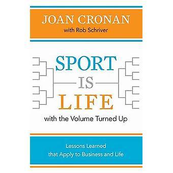 Le sport est morte avec le Volume tourné vers le haut - leçons apprises que s'applique t