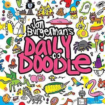 Quotidien Doodle de Jon Burgerman par Jon Burgerman - livre 9781786270405