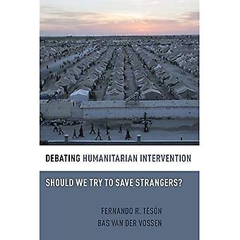 Debaty, interwencji humanitarnej