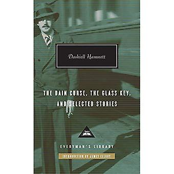 The Dain Curse, the Glass Key, and Selected Stories (Everyman's Library (Cloth))