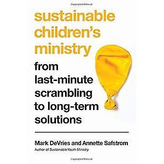 Ministero sostenibile per bambini