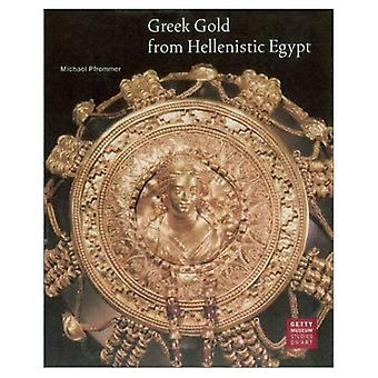 Greek Gold from Hellenistic Egypt (Getty Museum Studies on Art)