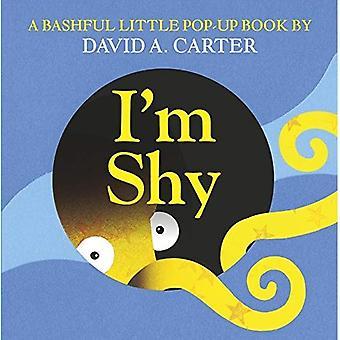 Je suis timide: un livre pop-up peu timide