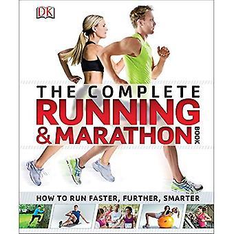 Komplett löpning och Marathon bok (Dk & sportaktiviteter)