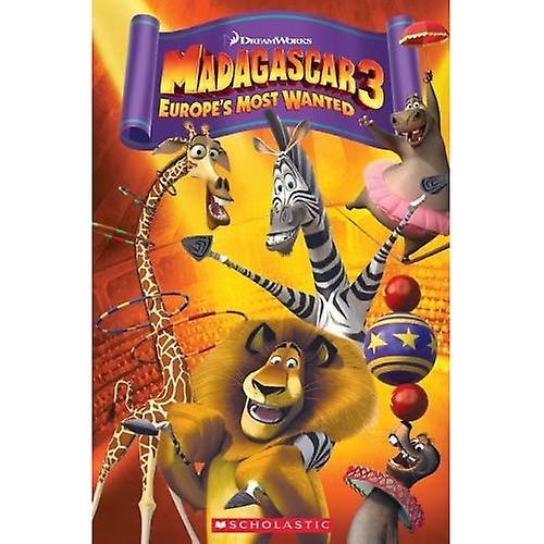 Madagascar 3 (Popcorn Readers)