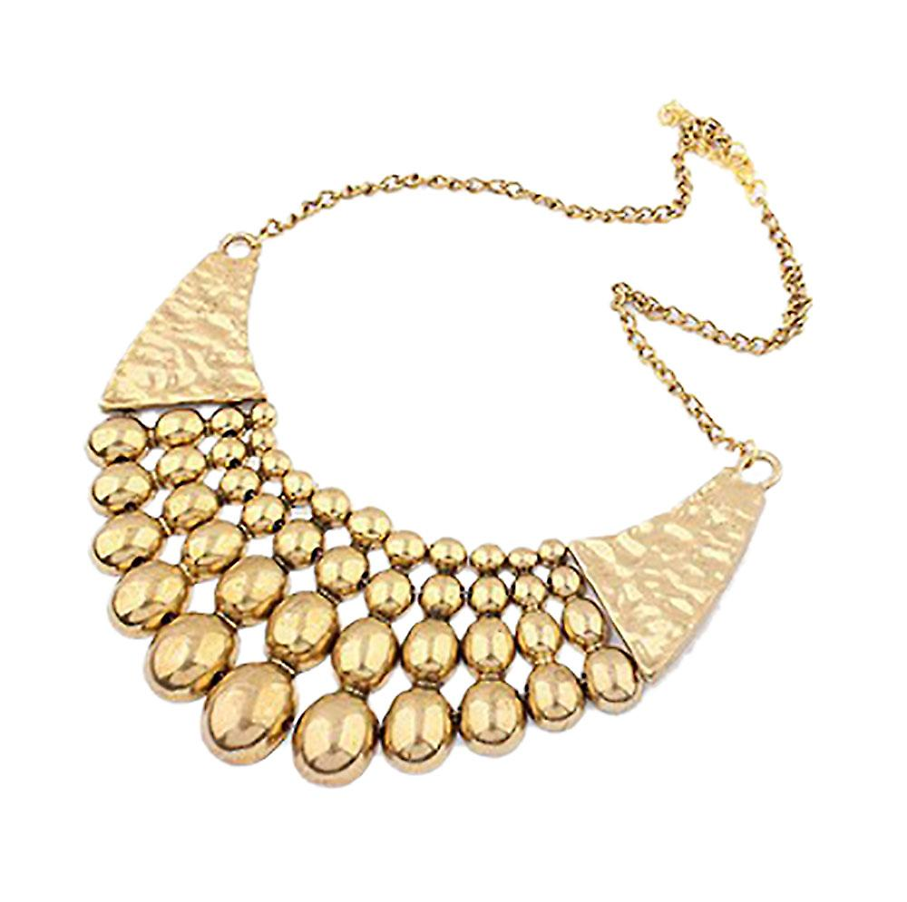 Waooh - triangular shaped necklace Gell