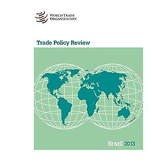 WTO Trade Policy Review: Brazil 2013