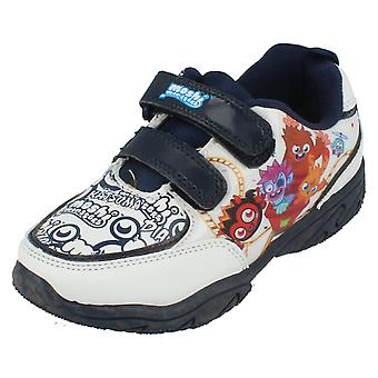Boys Moshi Monsters Trainers