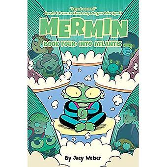 Mermin Book Four: Into Atlantis Softcover Edition