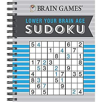 Brain Games Lower Your Brain Age Sudoku