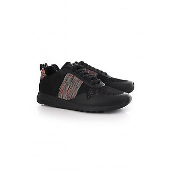 Paul Smith Shoe Mens Rappid Knit Reflective Trainers