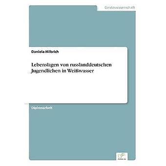 Lebenslagen von russlanddeutschen Jugendlichen i Weiwasser av Hilbrich & Daniela