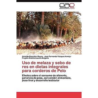 Uso de melaza y sebo de res en dietas integrales para corderos de Pelo by Gonzlez Reyna Arnoldo
