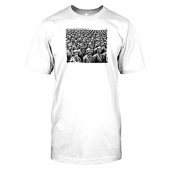 Soldado del ejército de Corea - guerra clásico niños T Shirt