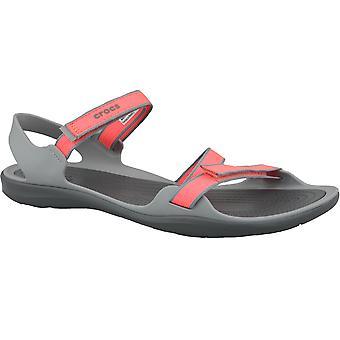 204804-6PK Womens extérieures sandales de crocs W Swiftwater sangle Sandal