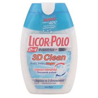 Licor Del Polo 2in1 3D Clean-Bottle
