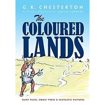 Coloured Lands - Fairy Stories - Comic Verses and Fantastic Pictures b