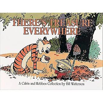 There's Treasure Everywhere by Bill Watterson - 9781417775842 Book
