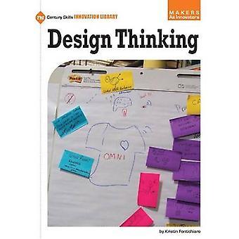 Design Thinking by Kristin Fontichiaro - 9781631888700 Book