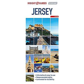 Insight Flexi Map Jersey by Insight Guides - 9781786719171 Book