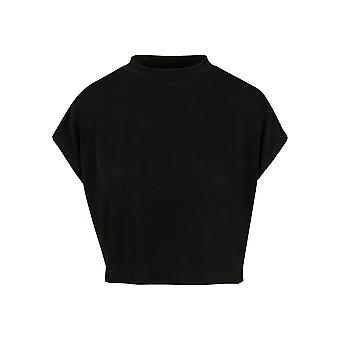 Urban Classics Women's T-Shirt Modal Short