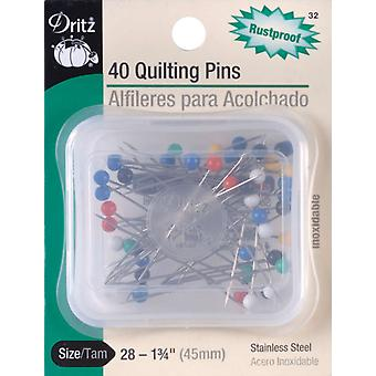 Quilting Pins Size 28 40 Pkg 32