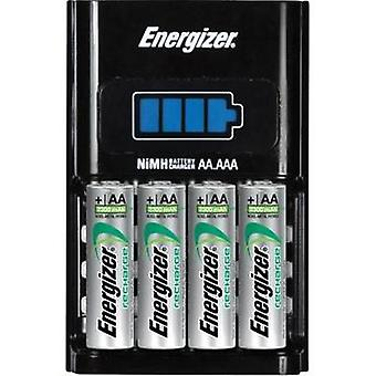 Energizer 1 h Charger, 4-Slot Universal Battery Charger NiMH