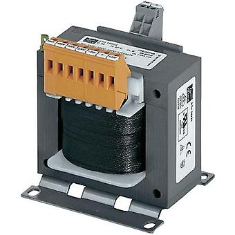 Control transformer, Isolation transformer, Safety transformer 2 x 115 Vac 63