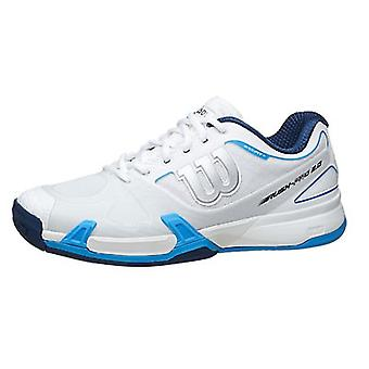 Wilson Rush Pro 2.0 mens white/grey/blue