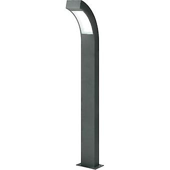 LED outdoor free standing light 3 W Cold white Esotec 105194 HighLine Anthracite