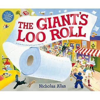 Giants Loo Roll by Nicholas Allan