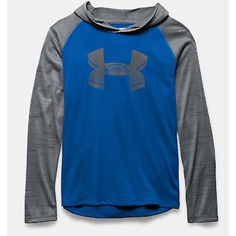 Under Armour Hoodie tech boys blue